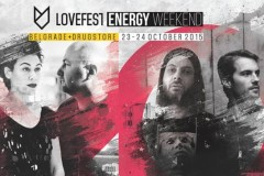 Lovefest Energy Weekend u Beogradu!