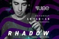 Rhadow: Poznati rumunski DJ i producent nastupa u klubu The Tube