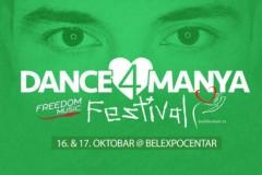 Dance4Manya: Kompletan program i satnica festivala!