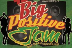 Big Positive Jam: Veliki Reggae Fest u KST-u!