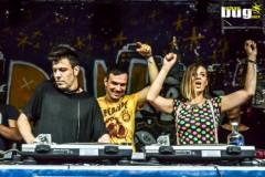 Bokee b2b Marko Vuković b2b Joma Maja: Trio sa Urban BUG stage-a stiže u klub THE TUBE!