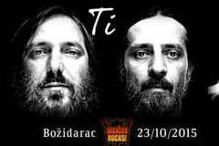 Vračar Rocks: Grupa Ti, Miki Solus i Jovanović - neverovatan spoj!