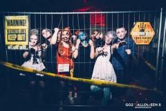 Završio se najveći Go2 Halloween maskenbal do sada - Krvava Subota