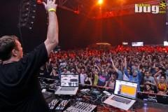 Umek: Slovenački mag tehno zvuka sinoć nastupio pred 2.500 posetilaca!