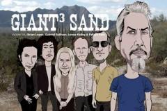 GIANT SAND: Legendarni pioniri indi-amerikane konačno u Beogradu!