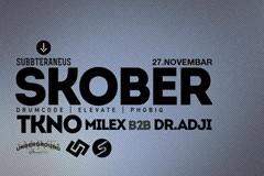 Konstantin Skorobagaty: Ukrajinski techno DJ i producent jedinstvenog stila u klubu Andergraund