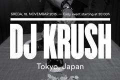DJ KRUSH: Ambijentalni, apstraktni, inteligentni i eksperimentalni hip-hop i trip-hop!