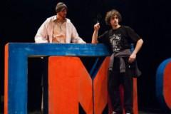 BRAAAMS: Rep mjuzikl LOŠA KOPIJA ŽIVOTA