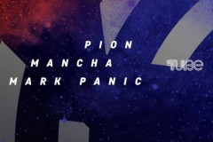 Pion, Mancha & Mark Panic u klubu The Tube!
