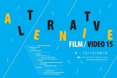 Alternative film/video 2015: Festival novog filma i videa od 08-12. decembra u DKSG!