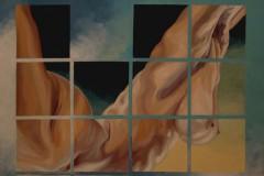 Biserka Petrović: Izložba DELIĆI STVARNOSTI u Galeriji 73
