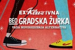 exKLUZivna (beo)GRADSKA žurka: Vaša novogodišnja alternativa!