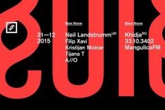 Klub Drugstore NYE 2016: Novogodišnja žurka u mraku zidova beogradske TECHNO KATEDRALE