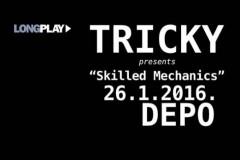 Tricky: Publika seli legendarnog muzičara i producenta u Depo!