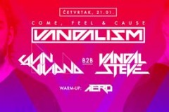 Belgrade Vandalism: EDM Rejv u četvrtak u DOT-u!