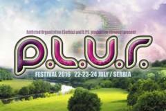PLUR FESTIVAL 2016: Tri dana festivala u predivnoj prirodi!
