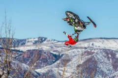 X GAMES 2016: Joe Parsons osvaja zlato na Freestyle Snowmobile takmičenju!