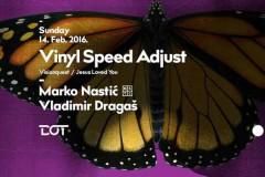 Vinyl Speed Adjust: Dan zaljubljenih za sve zaljubljene u techno!