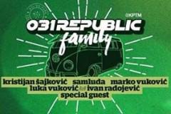 031 Republic Family: Tradicionalna žurka u klubu KPTM!