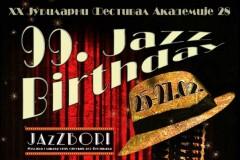 ROĐENDAN DŽEZA: Jubilarni 10. Festival i ekskluzivna izložba džez plakata JazZBOR!