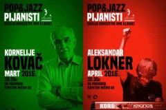 Parobrod: Najveći živi Pop & Jazz pijanisti savremene domaće scene!