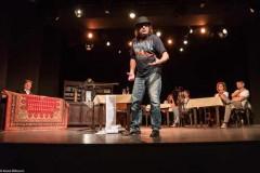 Rambo Amadeus i Veče glomazne poezije u KC Pančevo