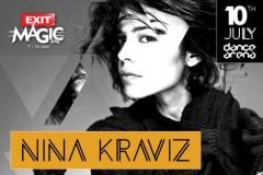 Nina Kraviz: Prva dama techno scene napokon na EXIT Dance Areni!