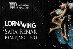 Lorna Wing i Sara Renar: Muzički doček proleća u Božidarcu!