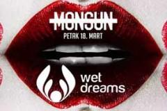 Premijerno: Prvi zvanični Wet Dreams party u Beogradu!