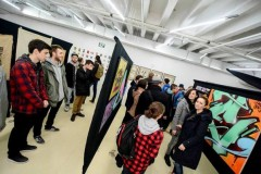 Poziv za ulične umetnice: STREET SMART raspisuje konkurs za izložbu SCENA VOL4