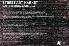 STREET ART MARKET: Prodajna izložba uličnih umetnika u nedelju