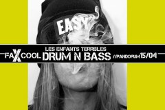 Drum and Bass drma Groznu Decu: U petak gostuju Faxcool i Pandorum