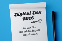 DIGITAL DAY 2016: Konferencija posvećena digitalnom i interaktivnom marketingu