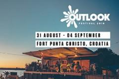Deveti Outlook festival: Više od 200 muzičara u Puli!