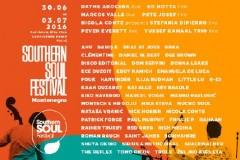 Southern Soul festival objavio kompletan line up