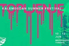 REJV TOPLJENJE: Sam Paganini i Booka Shade zvezde Kalemegdan Summer Festivala