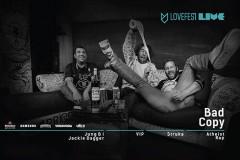 Bad Copy i VIP otvaraju Lovefest Live noć