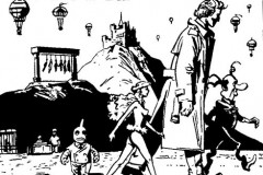 Heroj podsvesti - kritika stripa Napoleon: stakleno oko