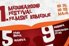 Smehotres u maju: Prvi Comedy Fest donosi 50 filmova u devet bioskopa