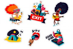 Moja Exit Avantura: Pogledajte pobednički dizajn globalnog konkursa za dizajn stikera