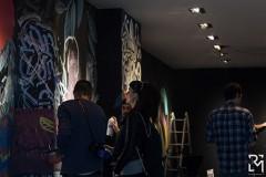 GAŽENJE: Otvaranje - zatvaranje street art izložbe u sredu 11. maja