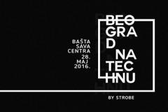 Beograd na Technu u bašti Sava Centra