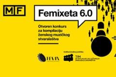 FEMIKSETA: Otvoren konkurs za kompilaciju ženskog muzičkog stvaralaštva