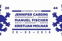 Bittersweet na 20/44: Jennifer Cardini i Manuel Fischer gosti Kristijana Molnara