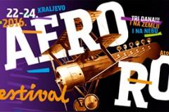 Aero Rock Festival i na zemlji i na nebu: Rokenrol i aero miting u Kraljevu