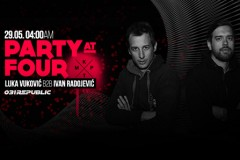 Luka Vukovic b2b Ivan Radojevic u KPTM-u ovog vikenda