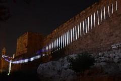 POLARNA SVETLOST: Instalacija Aleksandre Stratimirović u Jerusalimu