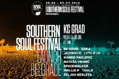 Promocija Southern Soul festivala u KC Gradu