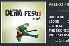 Belgrade Demo Fest Live: 10 bendova svira u finalu u nedelju 5. juna!