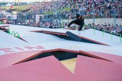 Sam Beckett uzima zlato na Skateboard Vertu na X Games Austin 2016